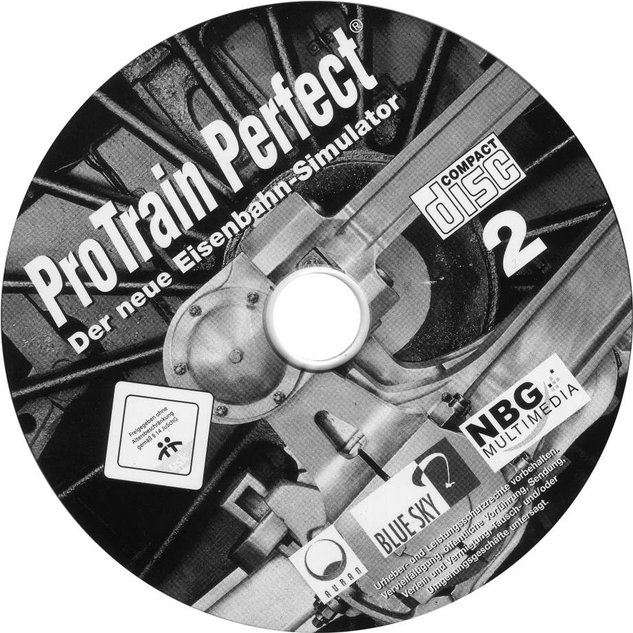 ProTrain Perfect - CD obal 2