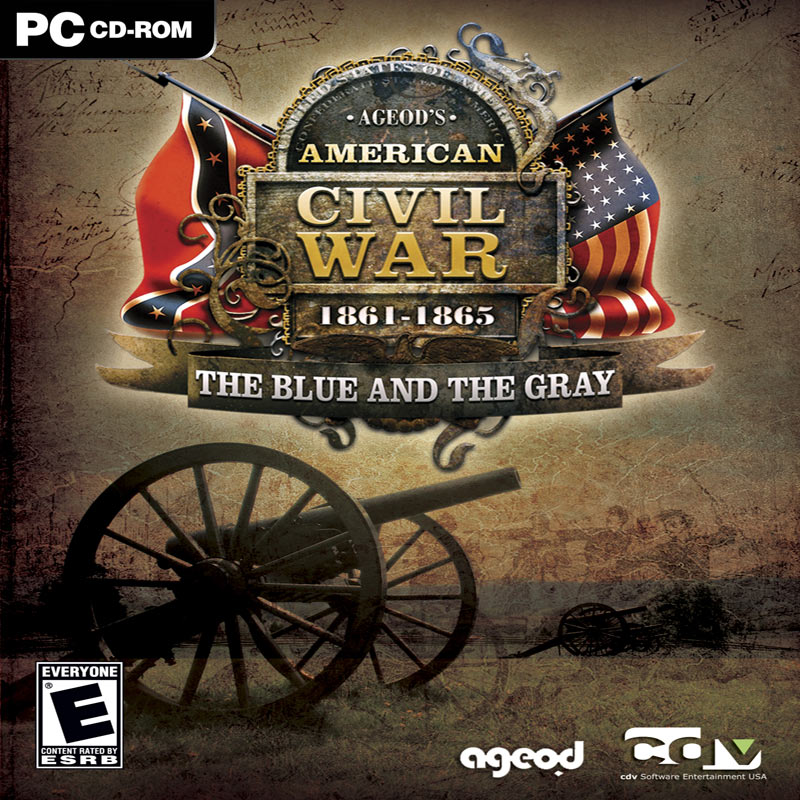 Торент Ageod American Civil War