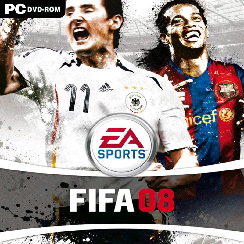 Sis игру для Symbian ФИФА 2008 (FIFA 08) скачать бесплатно. .