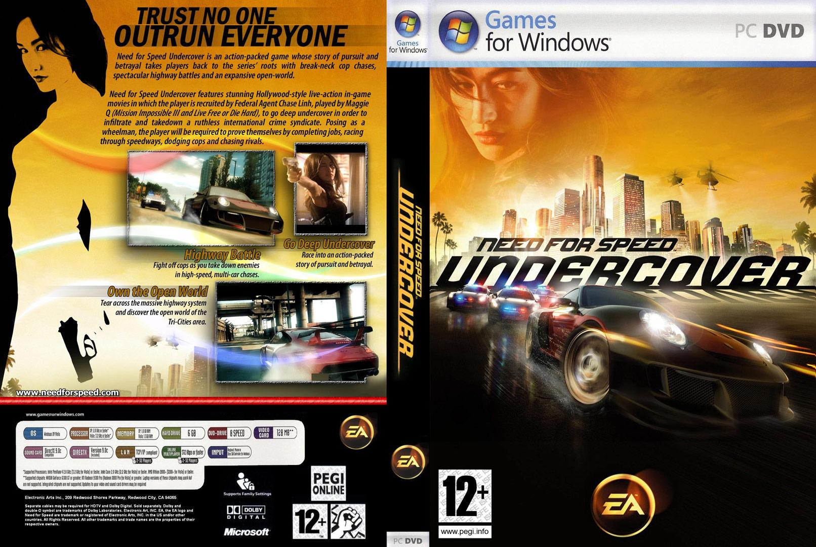 nfs undercover registration code - HD1612×1081