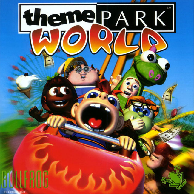 Sims Theme Park - Theme Park World