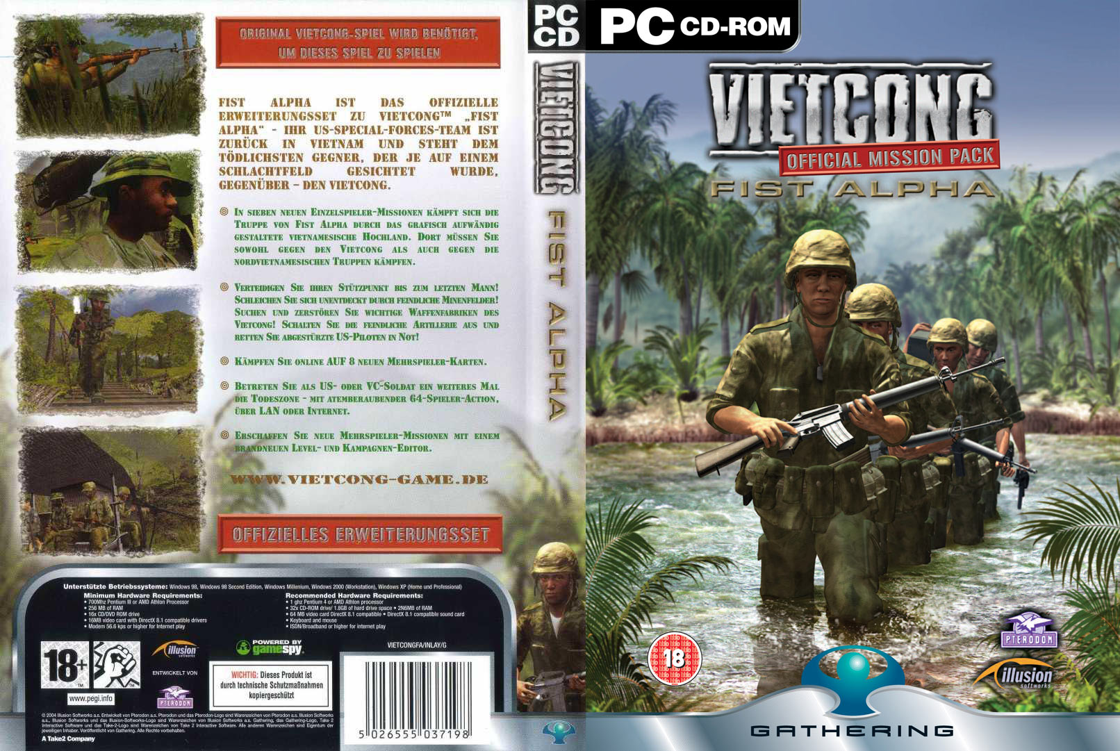 Vietcong fist alpha no cd