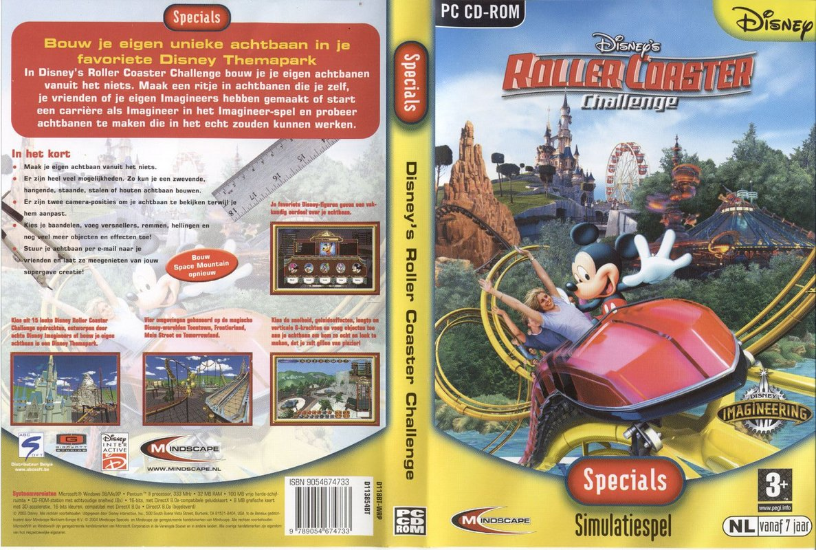 roller coaster games for pc