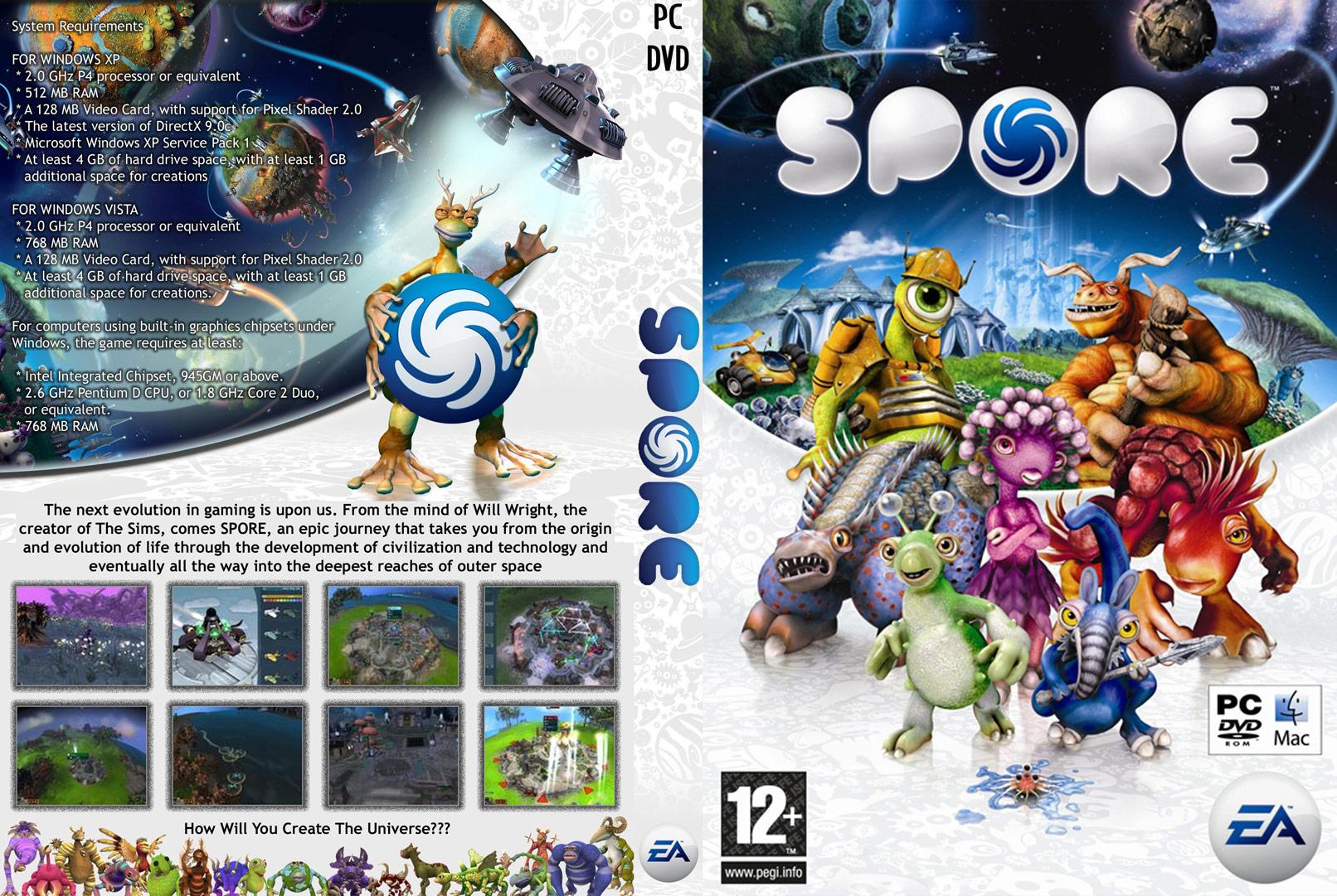 Игры На Андроид Spore