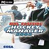 NHL Eastside Hockey Manager 2005 - predný CD obal