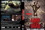 Land Of The Dead: Road to Fiddler's Green - DVD obal