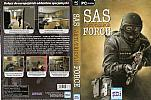 SAS: Anti-Terror Force - DVD obal