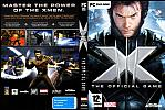 X-Men: The Official Game - DVD obal