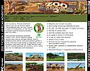 Zoo Tycoon 2: African Adventure - zadný CD obal