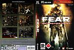 F.E.A.R.: Extraction Point  - DVD obal