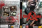 Death to Spies - DVD obal