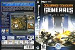 Command & Conquer: Generals Deluxe Edition - DVD obal