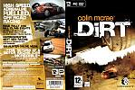Colin McRae: DiRT - DVD obal