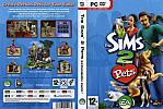 The Sims 2: Pets - DVD obal