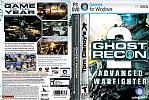 Ghost Recon: Advanced Warfighter 2 - DVD obal