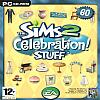 The Sims 2: Celebration Stuff - predný CD obal