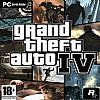 Grand Theft Auto IV - predný CD obal