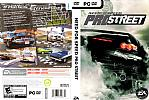 Need for Speed: ProStreet - DVD obal