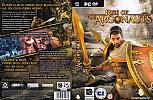 Rise of the Argonauts - DVD obal