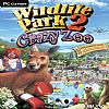 Wildlife Park 2: Crazy ZOO - predný CD obal