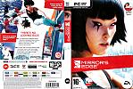 Mirror's Edge - DVD obal