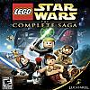 LEGO Star Wars: The Complete Saga - predný CD obal