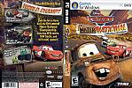 Cars Mater-National Championship - DVD obal