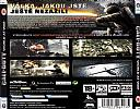 Call of Duty 5: World at War - zadný CD obal