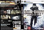 Call of Duty 5: World at War - DVD obal