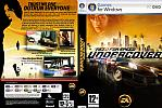 Need for Speed: Undercover - DVD obal