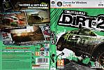 Colin McRae: DiRT 2 - DVD obal