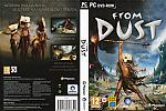 From Dust - DVD obal