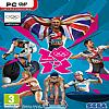 London 2012: The Official Video Game of the Olympic Games - predný CD obal