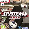 Football Manager 2012 - predný CD obal