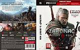 The Witcher 3: Wild Hunt - DVD obal