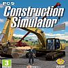 Construction Simulator - predný CD obal