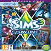 The Sims 3: Showtime - predný CD obal