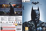 Batman: Arkham Origins - DVD obal
