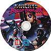 Far Cry 3: Blood Dragon - CD obal