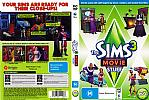 The Sims 3: Movie Stuff - DVD obal