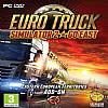 Euro Truck Simulator 2: Going East! - predný CD obal