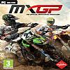 MXGP - The Official Motocross Videogame - predný CD obal