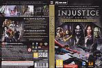 Injustice: Gods Among Us - Ultimate Edition - DVD obal