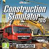 Construction Simulator 2015 - predný CD obal