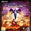 Saints Row: Gat Out of Hell - predný CD obal