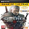 The Witcher 3: Wild Hunt - Game of the Year Edition - predný CD obal