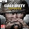 Call of Duty: WWII - predný CD obal