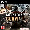 Metal Gear Survive - predný CD obal