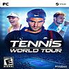 Tennis World Tour - predný CD obal