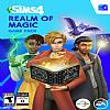 The Sims 4: Realm of Magic - predný CD obal